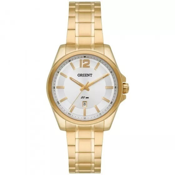 Relógio Orient Eternal Feminino Dourado C/nf Fgss1116 S2kx