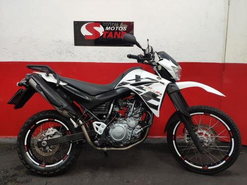 Yamaha Xt 660 R 660r Xt660r 2014 Branca Branco