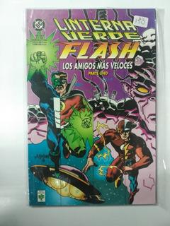 Comic Llinterna Verde Y Flash Los Amigos Mas Veloces 1 Y 2