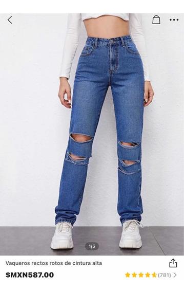 Pantalones Y Jeans Shein En Distrito Federal Mercadolibre Com Mx