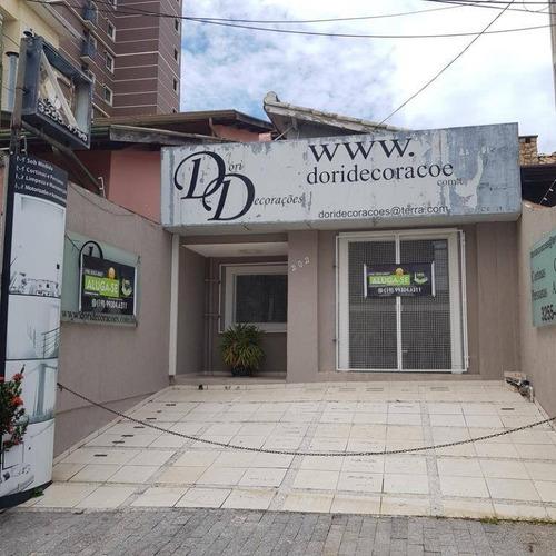 Casa Com 3 Dormitórios Para Alugar, 90 M² Por R$ 3.300,00/mês - Cambuí - Campinas/sp - Ca1007