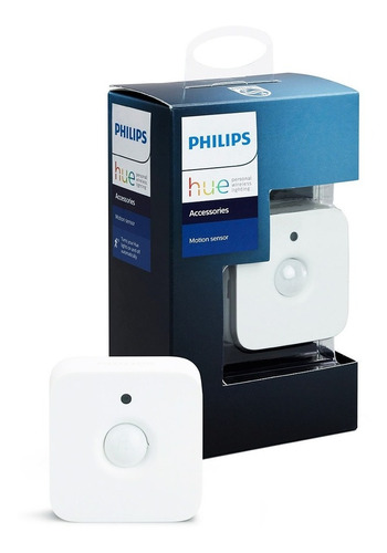 Imagen 1 de 7 de Sensor De Movimiento Philips Hue Smart Motion Luces Oficial