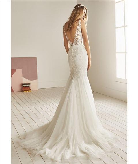 Vestido De Novia Oceano White One By Pronovias