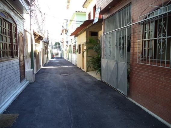 Casa De Vila Um Quarto E Sala Com Ótima Localização Na Rua Baronesa, Praça Seca - Ca00049 - 3509632