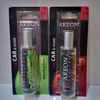 Amb17 Ambientador Perfume Areon Casa Carro Oficina