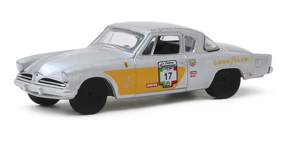 Greenlight Carrera 1953 Studebaker Commander Rally 17 1:64