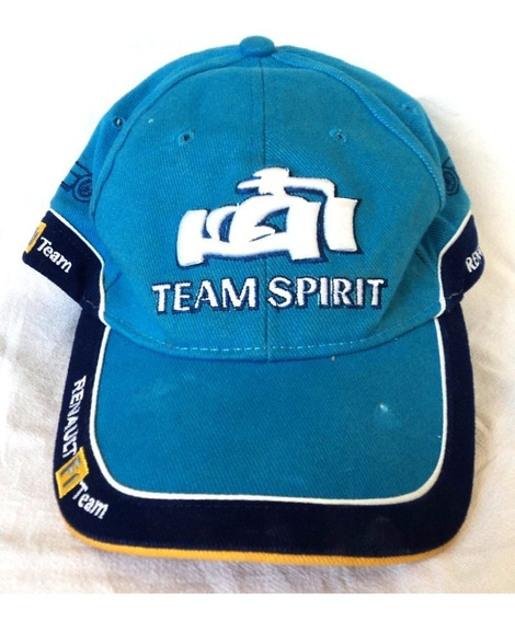 Gorra Formula 1 Team Spirit Renault F1 Team Original Visera