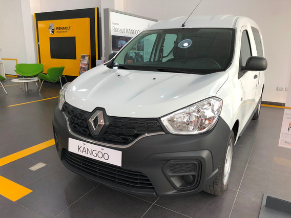 Nueva Renault Kangoo Ii Express 1.6 Confort 5 As.2plc 2020