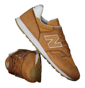 Tênis New Balance 373 Caramelo