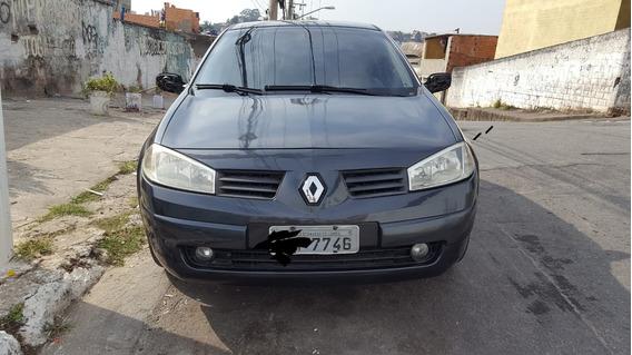 Renault Megane Aut 2007 Completo