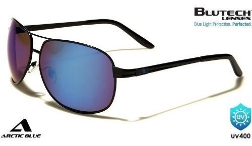 Gafas Arctic Blue®. Lentes Anti-reflejo. Filtro Uv.