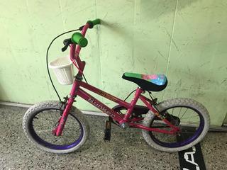 Bicicleta R16 Bmx Bunker Lady Little Nin Bikes