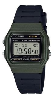 Hombre Libre Mercado F91 Relojes Resina Casio Copia Para En PkXOZiuT