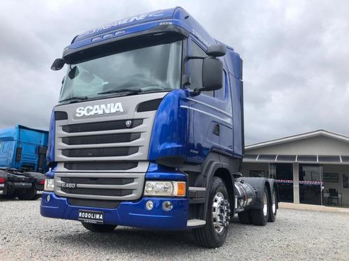 Scania R 480 = 440 6x4 2018/2018