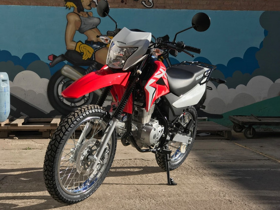 Honda Xr 150 L - Entrega Inmediata Bahia Blanca Pb Motos