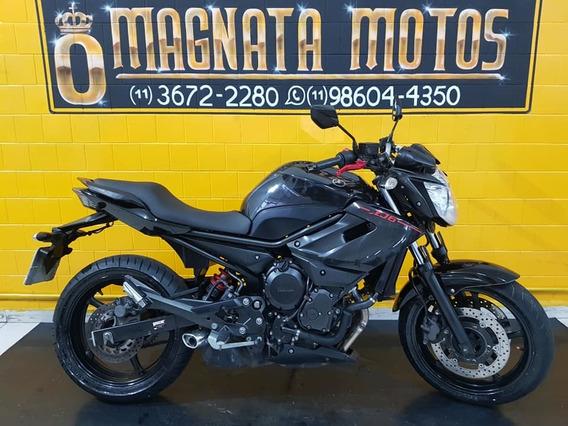 Yamaha Xj6 N Preta - 2012 - Km 23.000