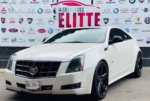 Imagen 1 de 15 de 2012 Cadillac Cts Coupe C