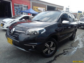 Renault Koleos Privilege At 2500cc 4x4 Ct