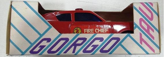 Auto Gorgo Argentina Ford Taunus Coupe Bombero Chapa