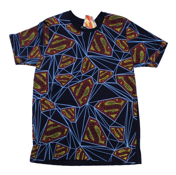 Remera Marvel Original Superman Ii