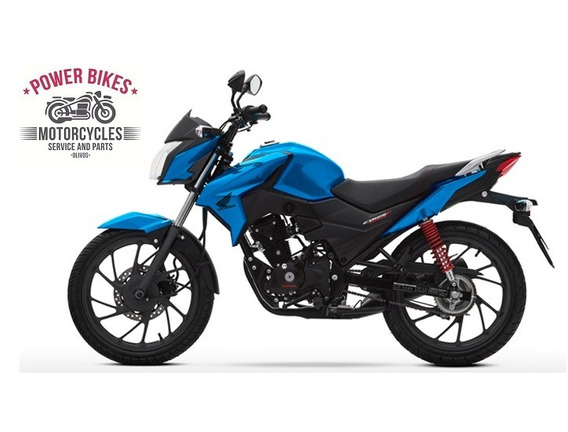 Honda Cb Twister 125f 0km Promo!entrega Inmediata Powerbikes