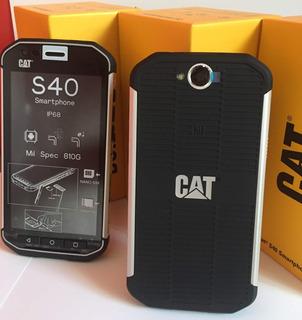 Celular Cat S 40 Nuevo Y Original En Caja Con Sus Accesorios