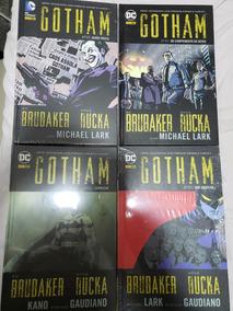 Livros Hq Batman Gotham Panini