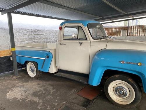 Gm Chevrolet Brasil  Antiga 1962