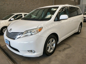 Toyota Sienna Le Aa Ee At 2012