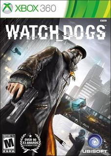 Watch Dogs Fisico Nuevo Xbox 360 Dakmor