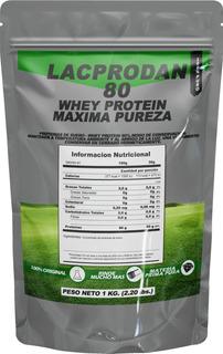 Arla Suero De Leche 80% 4 Kg Whey Protein Real Aprobado