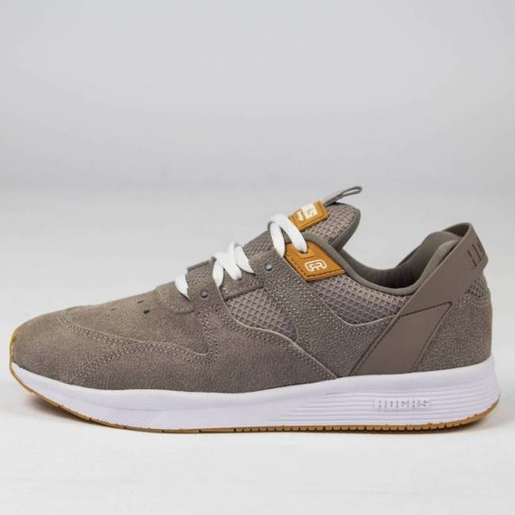 Tenis Hocks Solo Grey Cinza Original