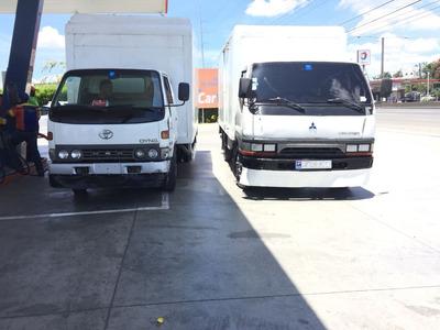 Renta De Camiones Con Y Sin Chóferes