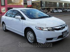 Honda Civic Ex Hybrid Cvt 2011