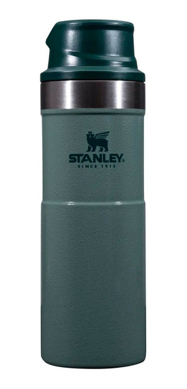 Vaso Stanley Travel Mug One Hand Verde 473 Ml