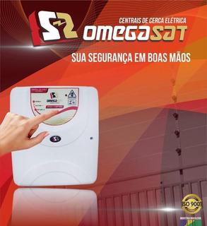 Kit Alarme Residencial Comercial Omegasat 3 Sensores Sem Fio