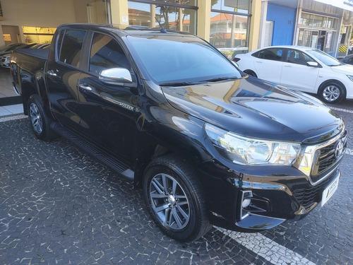 Toyota Hilux Caminhonete 2.8 16v Srv 4x4 Diesel Cabine Dupla