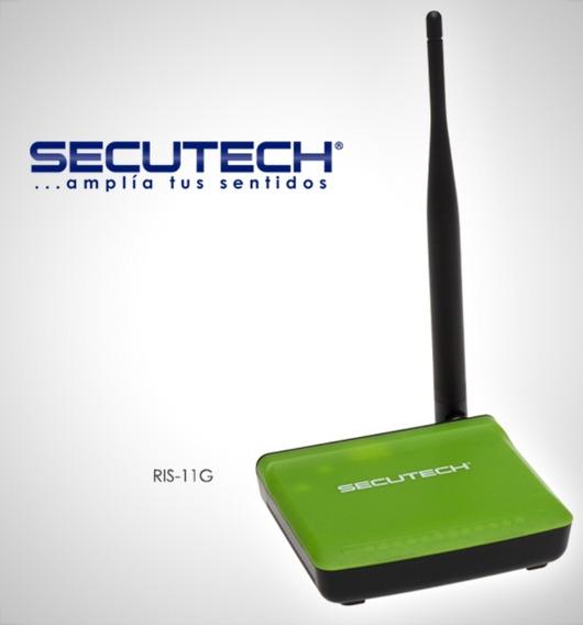 Router Secutech 1 Antena 150 Mbps