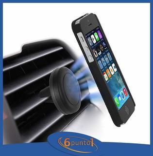 Soporte Auto Rejilla iPhone Samsung Lg Motorola Nokia Sony