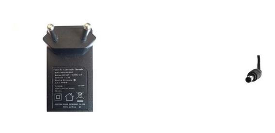 100 Fonte Sky Receptores Hd Slim E Zapper Plus 12v 1,25a