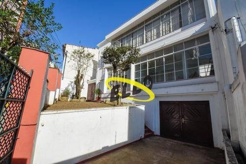 Casa Com 8 Dormitórios À Venda, 466 M² Por R$ 2.990.000,00 - Higienópolis - São Paulo/sp - Ca4614