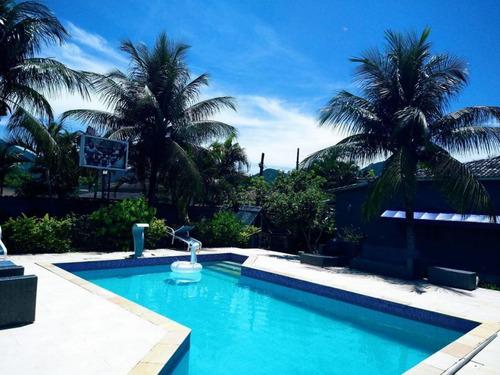 Imagem 1 de 15 de Casas 5 Quartos Ou + Para Venda Em Rio De Janeiro, Guaratiba, 5 Dormitórios, 5 Banheiros, 8 Vagas - Cs20114_2-1177188