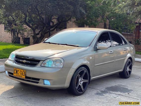 Chevrolet Optra Full Aire Cuero