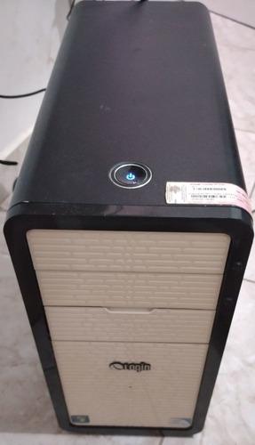 Imagem 1 de 3 de Computador Pc Desktop Intel Core I3 Em Ate 12x