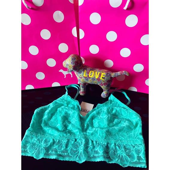 Bralette Pink De Victoria Secret