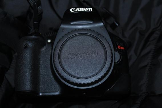 Canon T2i 550d + Lente 18-55mm + 3 Baterias + 2 Carregadors