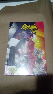 Hq Batman 66 - O Episódio Perdido - Capa Dura