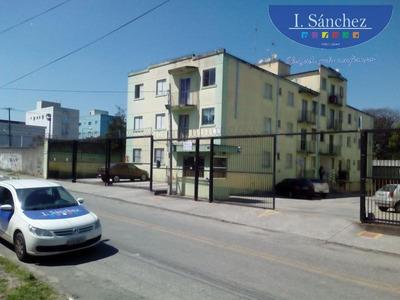 Apartamento Para Venda Em Itaquaquecetuba, Vila Monte Belo, 2 Dormitórios, 1 Banheiro, 1 Vaga - 170831d