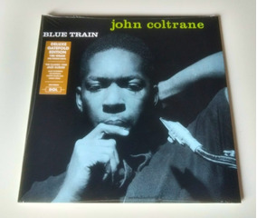 Lp John Coltrane Blue Train Deluxe Gatefold 180 Love Supreme