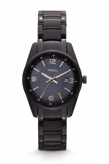 Relógio Fossil Feminino Bq1123 - Novo